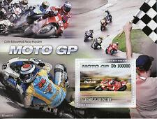 Sao Tome & Principe Motorcycles Stamps 2010 MNH Moto GP Racing Ducati 1v S/S