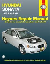 Hyundai Sonata Haynes Repair Manual for 1999 thru 2014 # 43055