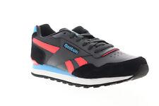Reebok Classic Harman Run DV8144 Mens Gray Leather Low Top Sneakers Shoes
