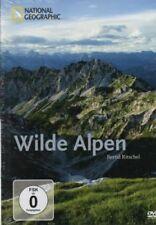 Wilde Alpen - National Geographic - DVD - Neu / OVP