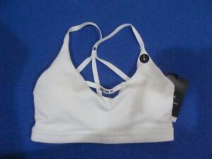 Women's Nike Dri-Fit Indy Just Do It Padded Sports Bra CD7124 100 Size S, L, XL