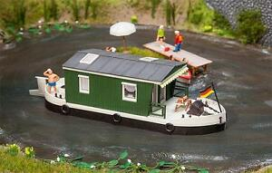 Faller HO 161460 Car-System >Hausboot< #NEU in OVP#