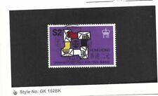 Hong Kong 1974 UPU Centenary $2 Single Fine Used