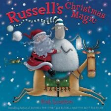 Russell's Christmas Magic, Rob Scotton, Good Condition, Book