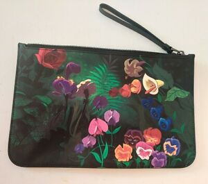 MARC by Marc JACOBS Disney Collaboration Pouch Clutch Bag Alice in Wonderland