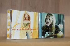 Lot 2 Carrie Underwood CD's ~ Carnival Ride, Play On ~ VERY GOOD!