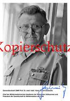 Foto Generalleutnant OMR Prof. Dr. med. habil. Gestewitz DDR 15 x 10 cm (2)