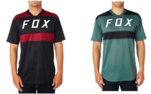 Fox Racing Men's Flexair Short Sleeve Tee Shirt Tops Motocross Mx Mtb Bike S-2XL