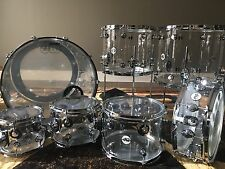 DW Drums Design Series Acrylic Shell Bank