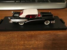 Vitesse 1/43 Scale Ref451 Buick Special Closed Convertible - Black - Boxed