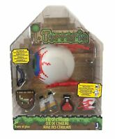 Terraria Deluxe Pack Eye of Cthulhu Boss Action Figure with Accessories New
