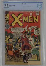 X-Men #2 PGX 1.8 Marvel Comics 1963 1st app Vanisher (Telford Porter) Small Dent