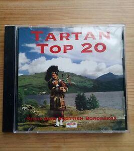 Tartan Top 20 CD