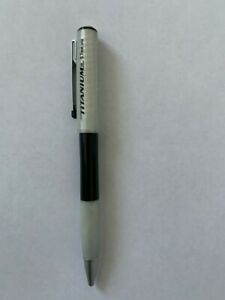PaperMate 64067 Titanium Rubber Barrel, .7mm HB softness 1-EA Mechanical Pencil