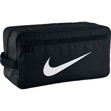 Nike oficial Brasilia negro zapato bolsa entrenamiento gimnasio escuela arranque