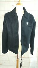 EA Collection Suede Italian Styled Leather Jacket Size XL