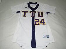 WOMENS NWT TENNESSEE TECH UNIVERSITY SOFTBALL JERSEY SIZE SMALL RUSSELL ATHLETIC