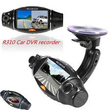 HD 1080P 2.7' TFT LCD Screen 2 Lens Dash Car Camera Night Vision GPS Vehicle DVR