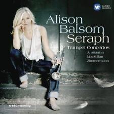 Alison Balsom - Seraph: Trumpet Concertos (NEW CD)