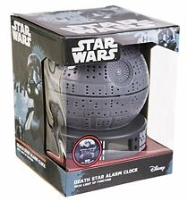 Star Wars Death Star Alarm Clock with ligth up function by Disney-Lucasfilm