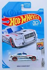 METRO POLICE PURSUIT Dodge Charger Drift. 2018 HW 208/365 FJW80. New in Package!