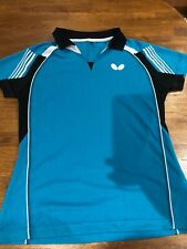 New listing Ladies Butterfly Table Tennis T -Shirt - Size 10