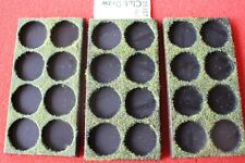 Games Workshop Lord of the Rings LoTR War of the Ring Movement Trays Infantry GW