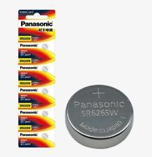 Coin Battery 377 sr626sw Lr626 5pcs Panasonic Sr626Sw Button Cell Watch
