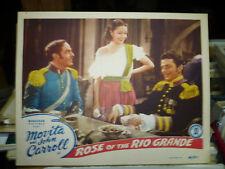 ROSE OF THE RIO GRANDE, orig 1948 LC #3 (Movita, John Carroll)