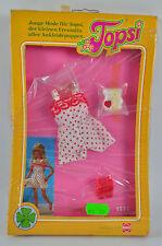 Topsi Busch OVP NRFB für Barbie Puppenkleidung Kleidung Karina 1535 80s 10-C-T11
