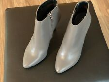 25S Akira Damen Stiefel Stiefeletten Slouchy Boots Leder
