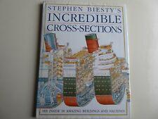 Stephen Biesty's Incredible Cross Sections from Dorling Kindersley