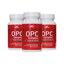 Deal Traubenkernextrakt 600mg OPC plus Vitamin C 180 Kapseln Von Steiner