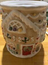 Yankee Candle Electric Wax, Oil Warmer Christmas Gingerbread House Cottage