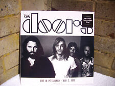 The Doors – Live In Pittsburgh - May 2, 1970 Label: DOL – DOR2021H ,2xLP