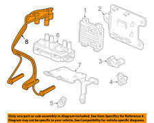 GM OEM Ignition Spark Plug-Wire OR Set-See Image 19351597