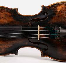 alte geige zettel D. Tecchler 1713 violine old italian violin violon viola cello