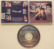 Soundtrack - Top Gun (Kenny Loggins, Loverboy, Cheap Trick, Steve Stevens)