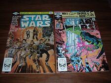 Star Wars 50-105-----lot of 18 comic books