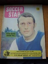 17/01/1969 soccer star Magazine: Vol 17 No 18-Peter Eustace de Sheffield wedne