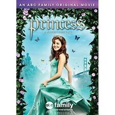 Princess: A Modern Fairytale (DVD, 2008, ABC Family Movie) Nora Zehetner  NEW