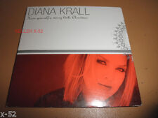 DIANA KRALL cd Holiday HAVE YOURSELF A MERRY LITTLE CHRISTMAS x-mas Jingle Bells