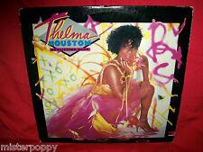 THELMA HOUSTON Qualifying Heat LP 1984 USA MIINT-