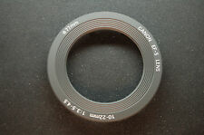 CANON EF-S 10-22MM 3.5-4.5 USM Front Plate Ring Repair Part  Part CY3-2112-000