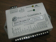 SMART I/O ADR112-F, Programmable Multifunction I/O Module for TP/FT – 10 Net.
