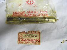 Kawasaki G3 G5 KE100 KD100 KH100 KM100 KD80 Output Shaft 13128-021 NOS