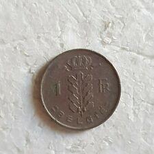 Pièce BELGIQUE 1 Franc 1952 (Belge)