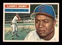 1956 Topps Set Break #250 Larry Doby EX *OBGcards *
