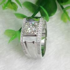 1.50ct Solitaire Diamond Engagement Ring 14k White Gold