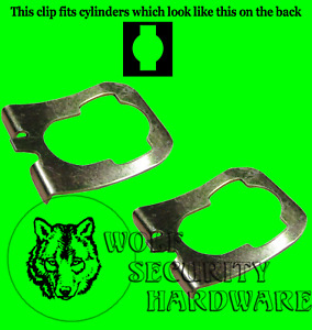 Lot of Two (2) Chevy GM Door Lock Pawl Retainer Clip 322601 *** IN STOCK ***